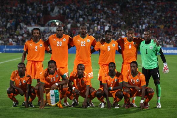 Футбол состав сборной кот д ивуара