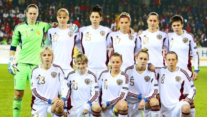 Женская сборная по фудболу