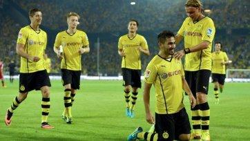 «Боруссия» возвращает Суперкубок Германии в Дортмунд