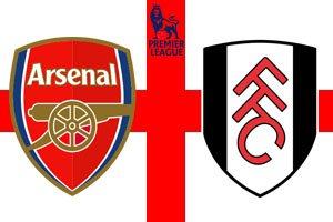 Арсенал - Фулхэм (2:0) (18.01.2014) Видео Обзор
