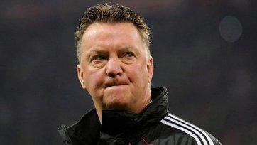 """Луи ван Гала ждёт увольнения в случае неудачи с """"Челси"""""""