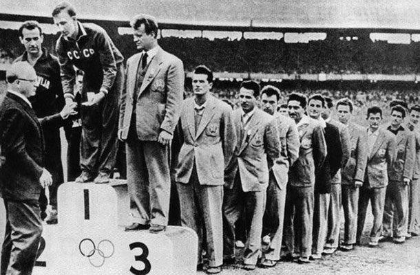 Resultado de imagen para ссср медаль олимпийские игры