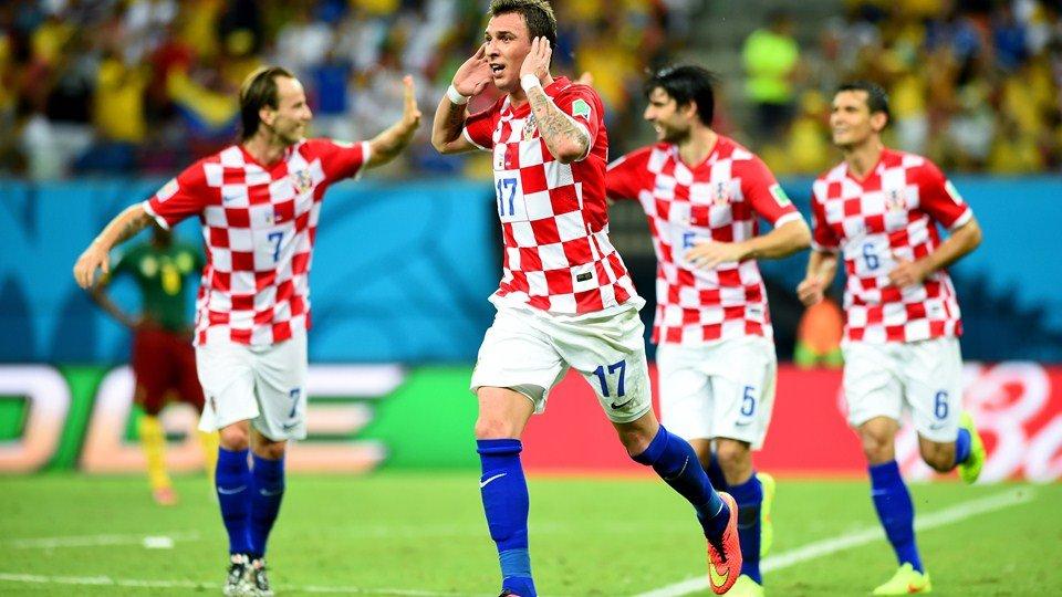 Футболисты хорватии имена и фото