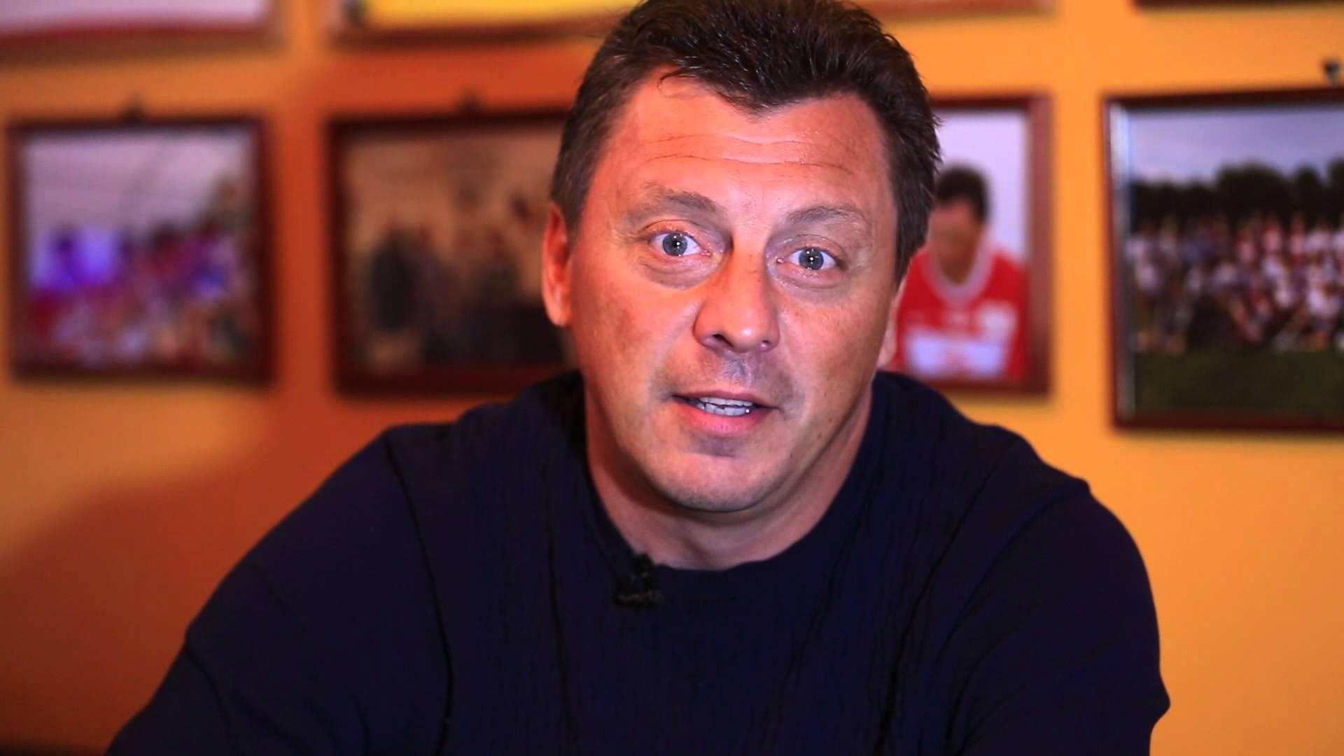 Валерий Шмаров, футболист