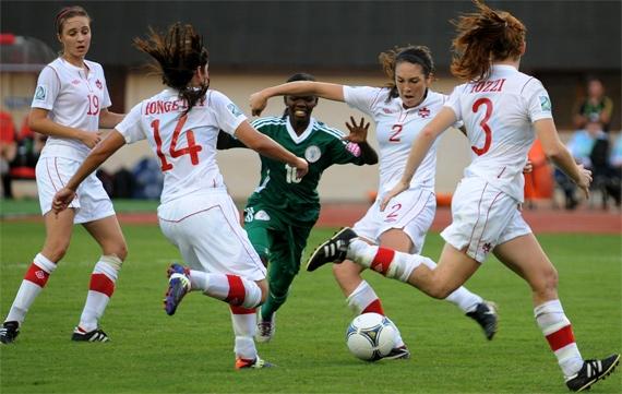 Немецкая женская футбольная лига