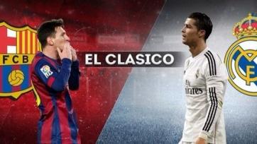 Барселона – Реал Мадрид прямая видео трансляция онлайн 22.03.2015