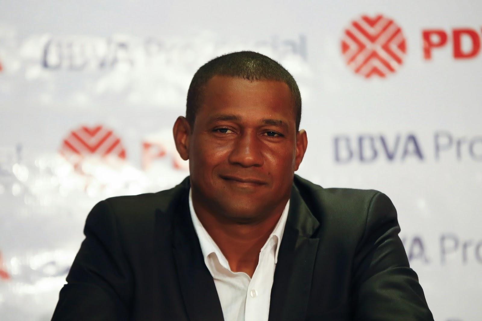 Герра — первый венесуэлец-обладатель Кубка Либертадорес