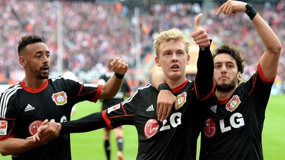Youngstars. Юлиан Брандт – будущее Германии