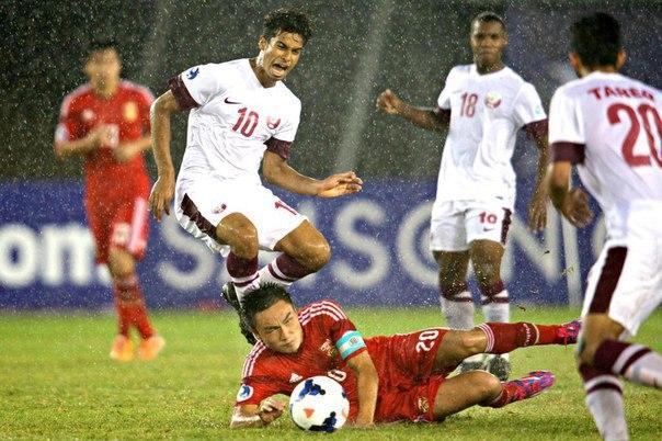 прогноз матча по футболу Бутан - Катар