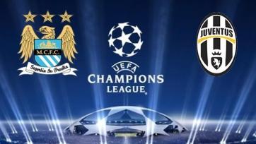 Манчестер С – Ювентус. Лига Чемпионов 2015-16. 1 тур