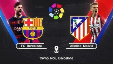 «Барселона» - «Атлетико» смотреть онлайн