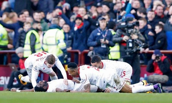 Астон вилла ливерпуль 14 февраля 2016 прямая трансляция