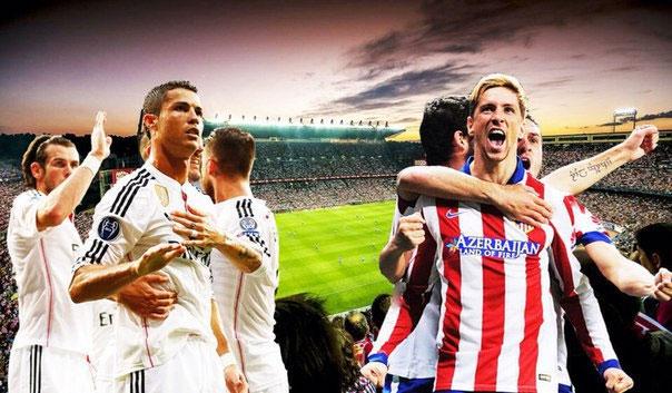 Реал Мадрид - Атлетико 27.02.2016 Реал Мадрид - Атлетико 27.02.16