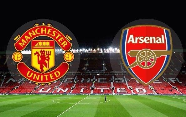 Манчестер Юнайтед - Арсенал 28.02.2016 Манчестер Юнайтед - Арсенал 28.02.16