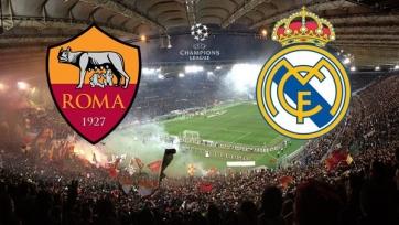 Рома - Реал Мадрид 17.02.2016 Рома - Реал Мадрид 17.02.16