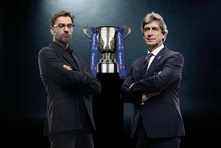 Финал Кубка английской лиги. «Ливерпуль» - «Манчестер Сити» смотреть онлайн