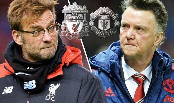 Ливерпуль - Манчестер Юнайтед прямая трансляция онлайн в 23.05 (мск)