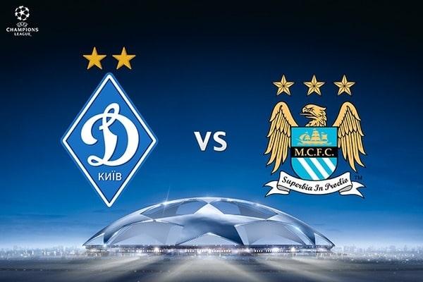 Манчестер Сити - Динамо Киев 15.03.2016