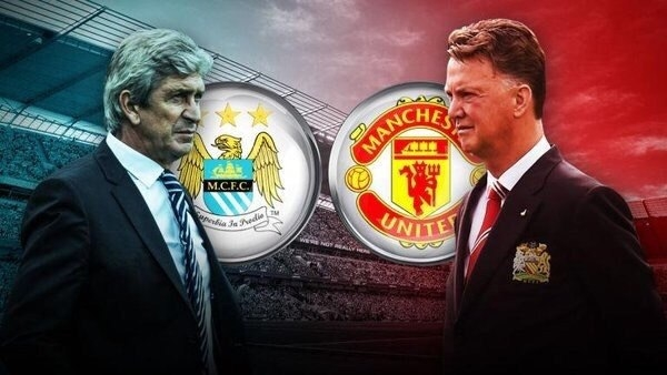 Манчестер Сити - Манчестер Юнайтед 20.03.16
