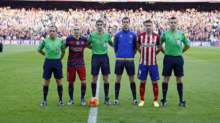 Смотреть онлайн Барселона — Атлетико 5 апреля 2016: прогноз, ставки, прямая трансляция, составы, во ...