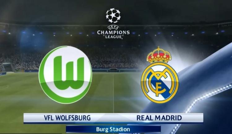 Вольфсбург — Реал Мадрид 6.04.2016 прогноз, прямая трансляция, анонс, составы, ставки, по какому каналу, во