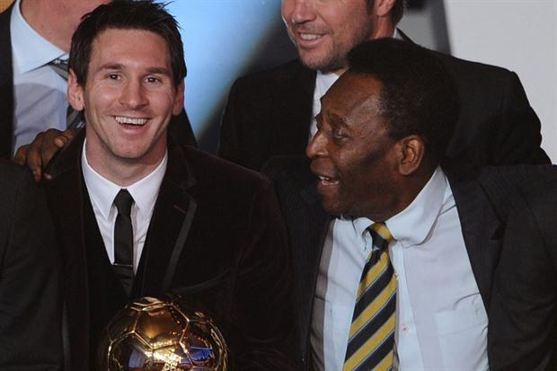 Messi Pelening rekordini yangilay oladimi?