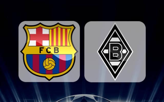 Барселона боруссия м онлайн трансляция