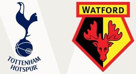 Прямая трансляция матча уотфорд тоттенхэм