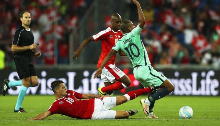 Футбол смотреть Португалия - Швейцария 05.06.19 прямая трансляция