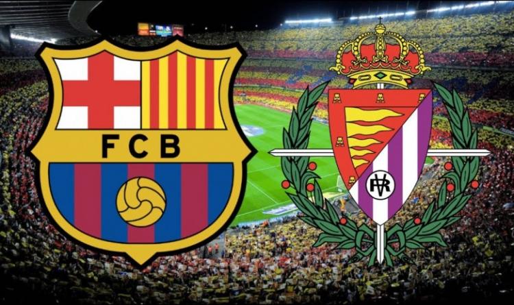 Барселона - Вальядолид 29 октября прямой эфир